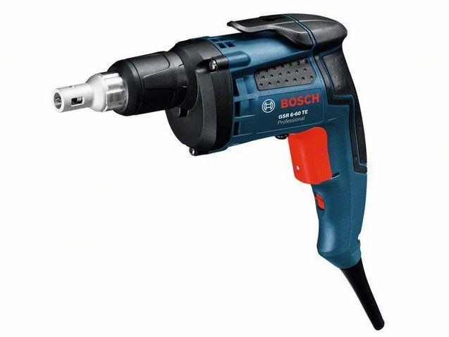 Шуруповерт Bosch GSR 6-60 TE Professional 0601445200