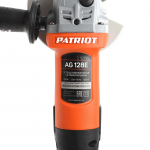 Угловая шлифмашина Patriot AG 128Е